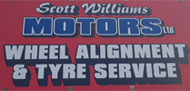 WILLIAMS MOTORS AND HAWERA CAR VALET